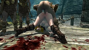 Minerva defeated by forsworn in skyrim