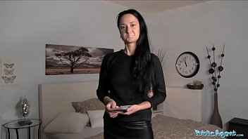Watch public agent full videos, Public agent russian gets fucked by a big cock in her_bedroom preview