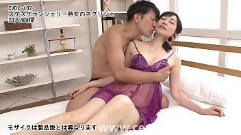 乳首が透けちゃってますよ…スレンダー五十路奥様が溢れるフェロモンと官能的なシースルーエロスで肉棒を誘い込む!