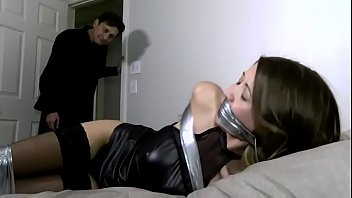Trailer for Chrissy Marie in Dress and Stocking Bondage