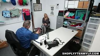 Hidden Camera Recording Sex At Back Office