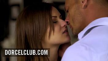 French Mina Sauvage sex with Dorian Del Isla