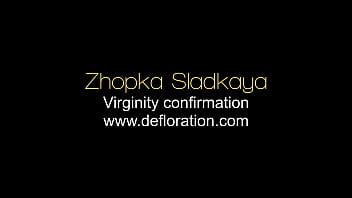 First time on camera Zhopka naked masturbating