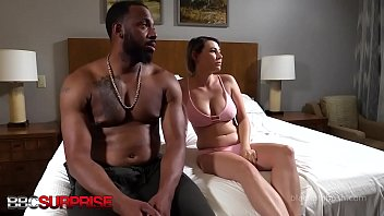 21yo cam girl Cara aka, Cheatin' Cara isn't sure about getting her tiny blonde pussy stuffed by a big black cock but after his 3rd leg goes inside her... she's game! Full Video at BlackAmbush.com!