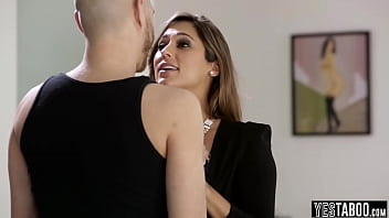 Busty wife gets fucked by the friend of her husband