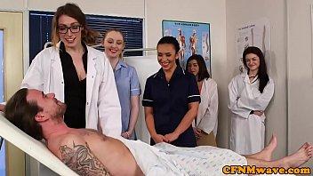 Nurses fucking hard tattooed patient