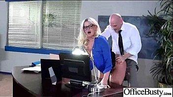 Hard Scene With Busty Slut Office Girl (julie cash) vid-20