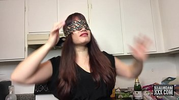 BLIND FOLDED ASIAN WIFE ENDS UP IN WORNG APARTMENT