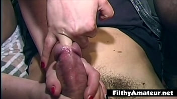 A guy with some particular tastes gets punished by having his cock opened