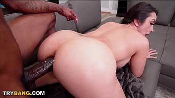 BANGBROS - Juicy PAWG Lilly Hall Taking BBC Anal From A Hung Stud