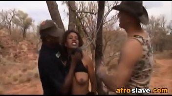 Des esclaves africains obtient torture...
