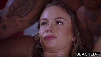 BLACKED This intern couldn't resist all the BBC around her