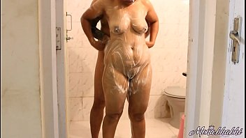 Shower Sex Of Desi Couple Mona Bhabhi And Her Husband