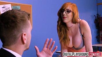 XXX Porn video - Staircase Hookup (Lauren Phillips, Markus Dupree)