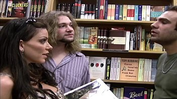 Nonton Big Dick Guy Takes The Big Boobs Brunette Milf From The Bookshop To Fuck Hard And Rough At Home With A Big Cumshot On Her Nice Tits At Home