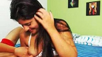 Indian Girl Breastfeeding Her Boyfriend 2585