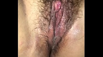 creampie for a hairy pussy