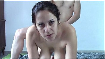 sexy moaning mom in doggy style