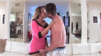Gonzo sex with Johnny Nitro & Capri Cavanni