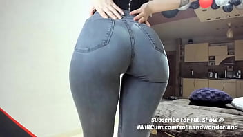 PAWG Has Best Shaped Booty Ever
