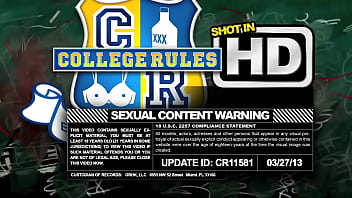 COLLEGERULES - Dorm Room Hijinx And Good Times With Roxxi Silver, Mia Hurley, Ashley Stone, Binky Banks, Cadence Lux,