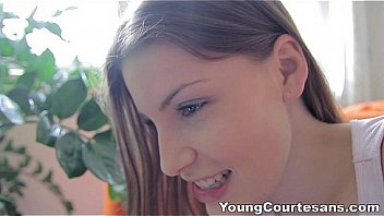 Young Courtesans - This guy she's been web-chatting