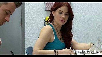 Gorgeous redhead teen pussy Jessica Ryan 2 91
