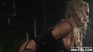 Only3x Network presenting - fresh hardcore scene with pornstar Cindy Behr  - Anal,Toys,Blonde,Fetish,Facial Cumshot,Domination,1080 HD,Natural Boobs,Nylons/Pantyhose,Rubber/Latex,Ass To Mouth,Shaved Pussy,Pornstar,Heels