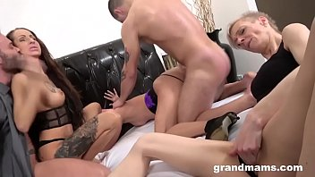 Wildest Grannies Fucking in all Holes