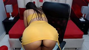 Big ass ebony ass upclose