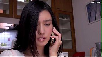 Iori Kogawa a. infront of her husband