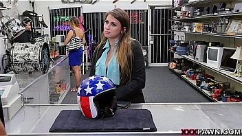 The at daredevil big helmet pawnshop motorcyle tits and seems magnificent idea