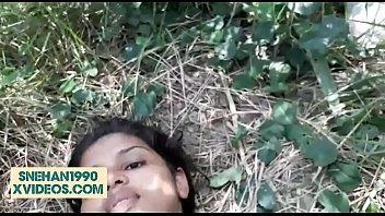 Indian neibhour fuck in forest