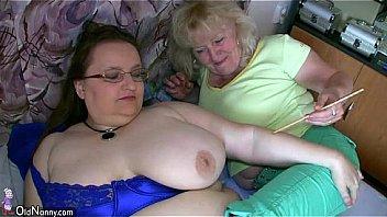 Creepy granny's having sex