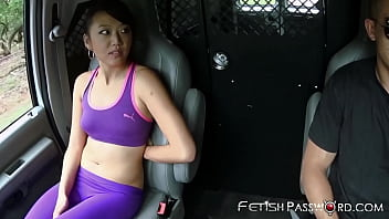Fit Asian dicked before maledom facial