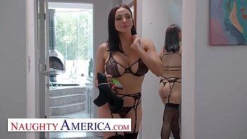 Naughty America - Audrey Bitoni gets fucked hard