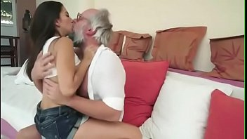 Old Man Samples a Young Cutie - Watch Pt 2 At MyLocalCamGirls.com