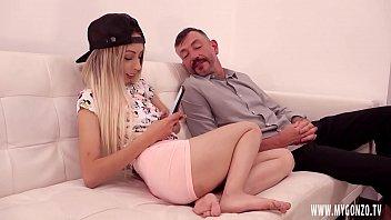 Candie Cross Seduces Her Step Daddy Dieter Von Stein