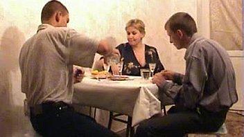 Xnxx Russian Mature Gang Bang Anal Mfm