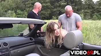 AUTO SEX - Kompilacja - Polskie porno - Sex w samochodzie - Publiczne porno - Sex grupowy - Sara, Miley