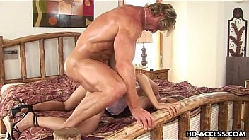 Hard anal for Jamie Elle