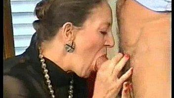 Fransk-Tyske Granny Analt Fisted