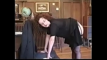 dominatrix  caning sissy sub