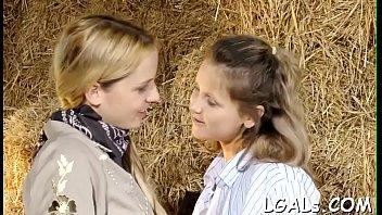 Group lesbian teen angels