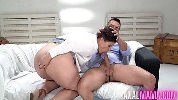 Big Moms Anal Porn