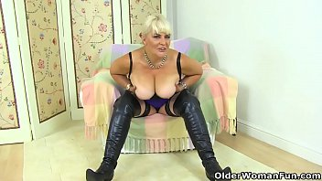 What cock in and fucking uk boots milf sucking think, that you