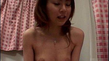 Rina Kangi fingers her brown pussy