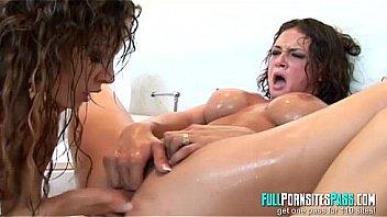 Extreme lesbian domination