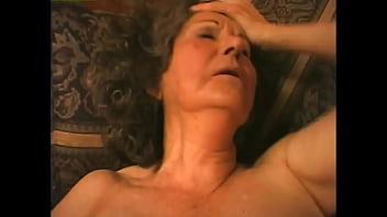 Horny grannies in insane groupsex - Great Granny Gigi, Promiscuous Granny