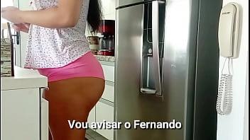 Julia Carioca não se aguenta de tesão e trai Marido com Amigo - Full no RED